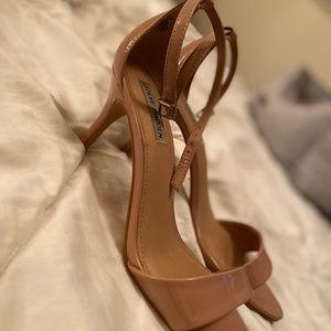 Steve Madden blush heel